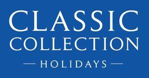 Classic Holiday holidays Logo