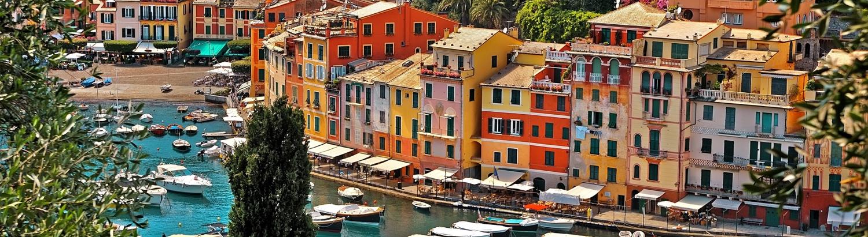 Italy Coastal Village