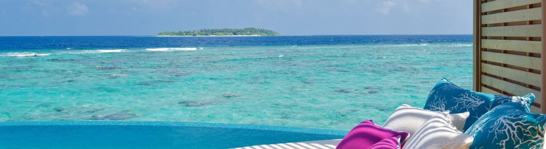 Maldives Island Lookout