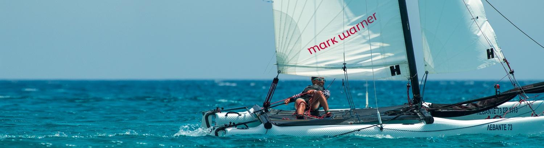 Mark Warner Boat